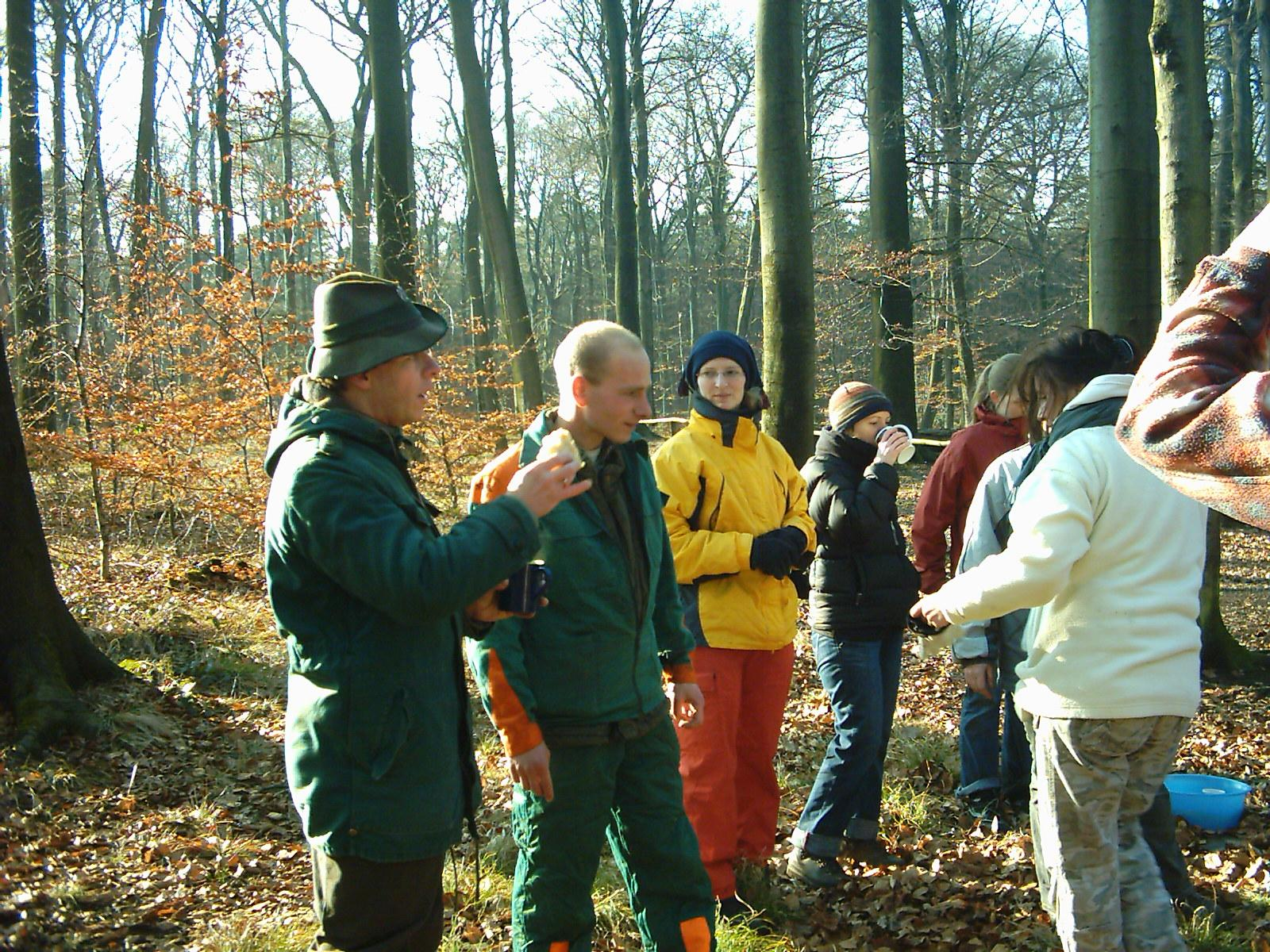 Aktionstag im Rotbachtal 25.02.2006